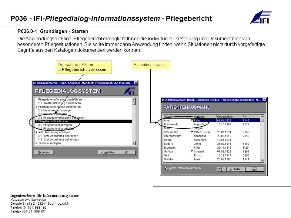 P036.0-1 Grundlagen - Starten