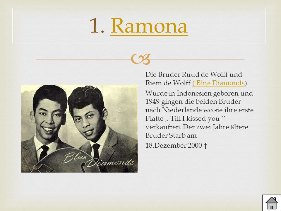 1. Ramona