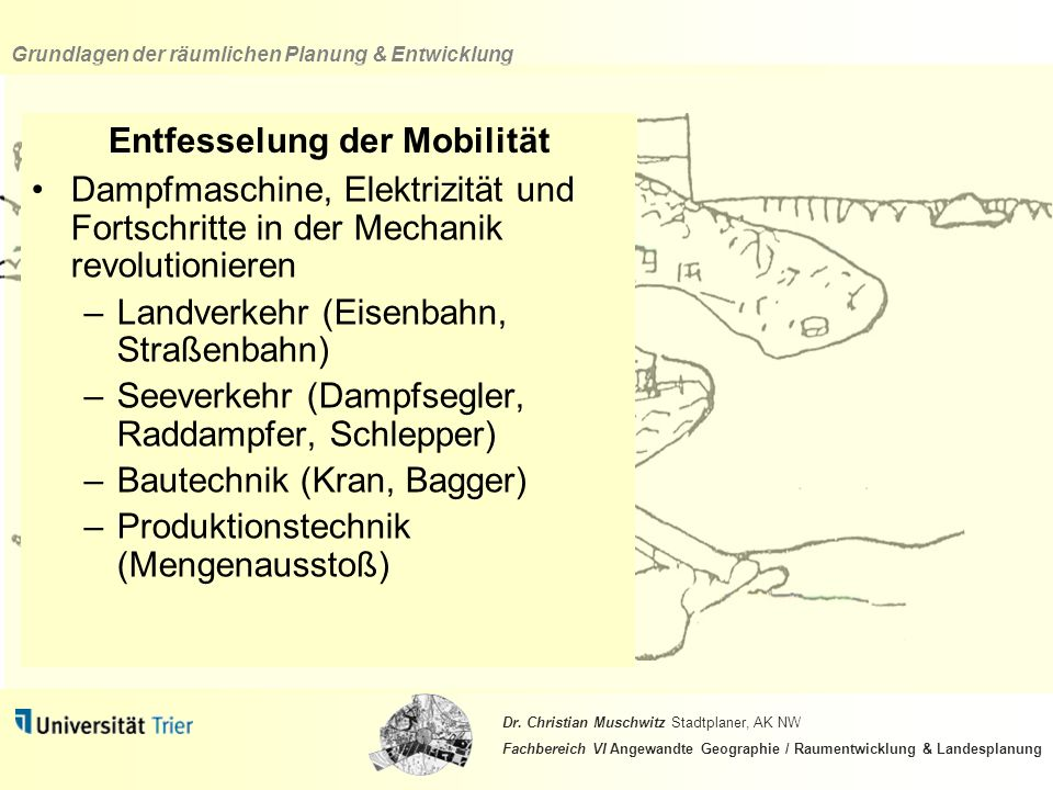 Entfesselung der Mobilität