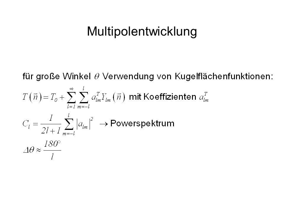 Multipolentwicklung