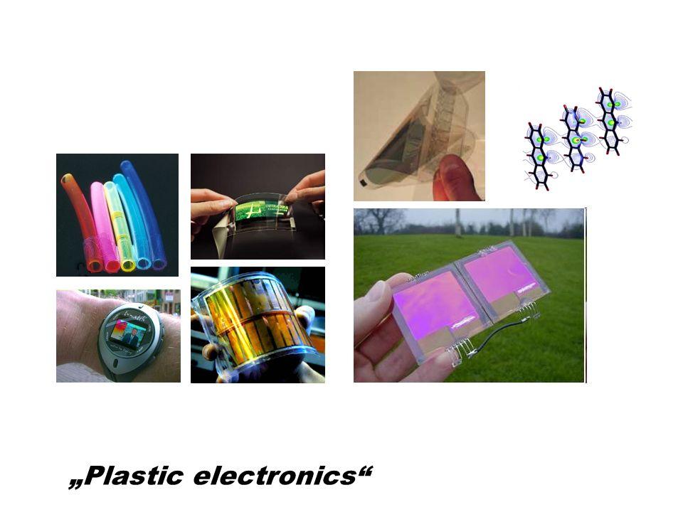 """""""Plastic electronics"""