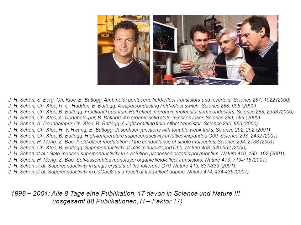(insgesamt 88 Publikationen, H – Faktor 17)