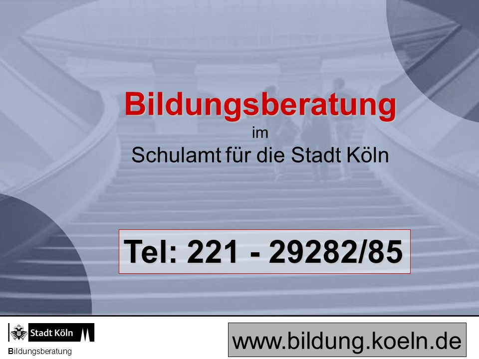 Schulamt für die Stadt Köln