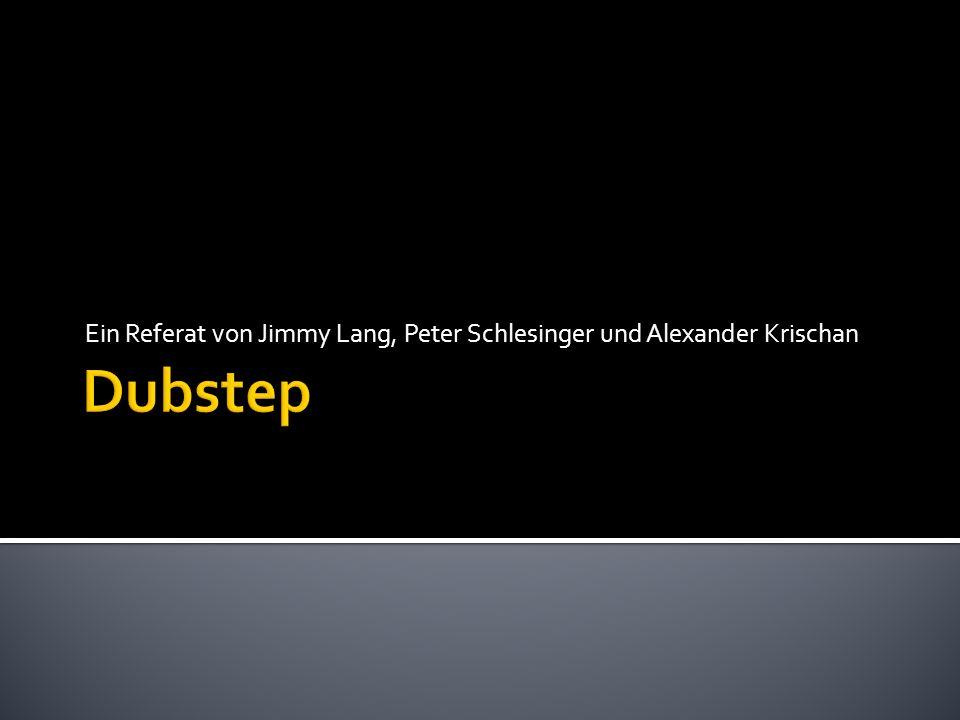 Ein Referat von Jimmy Lang, Peter Schlesinger und Alexander Krischan