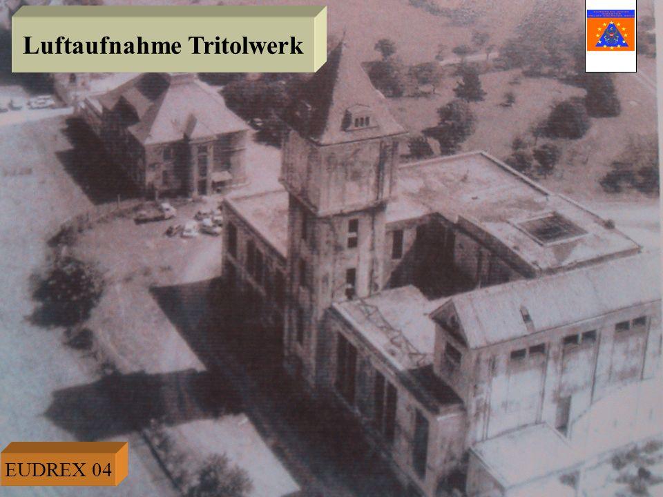 Luftaufnahme Tritolwerk