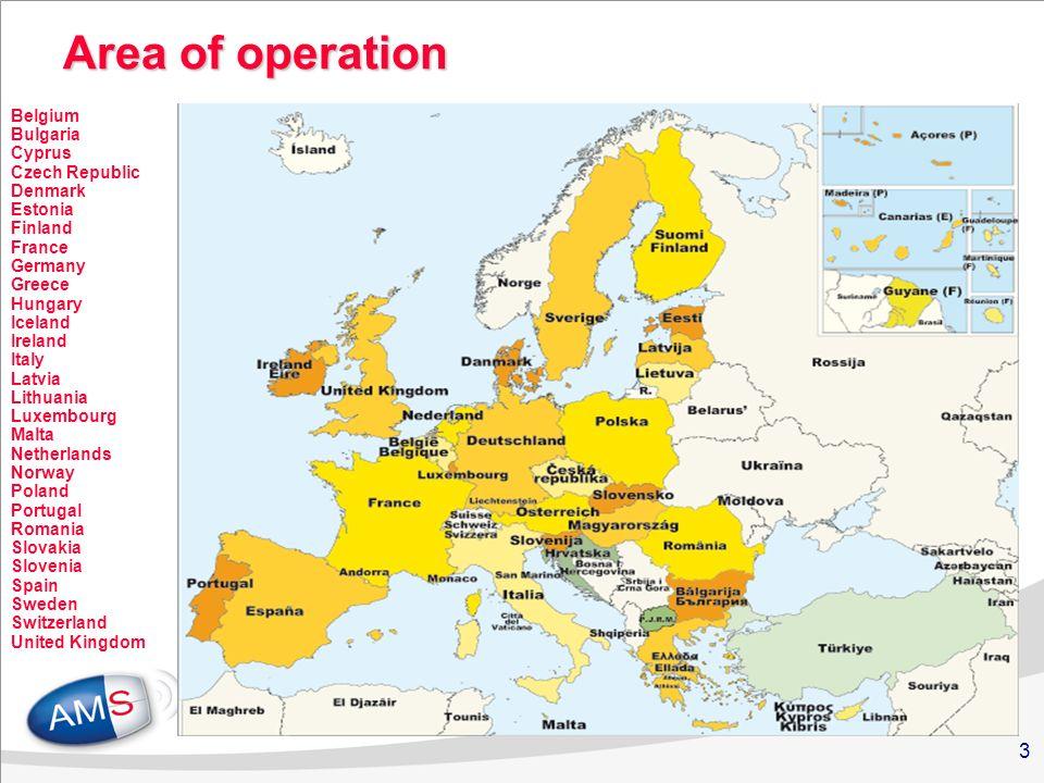 AMS hat 17 EURES-BeraterInnen AMS hat ca. 100 EURES-AssistentInnen