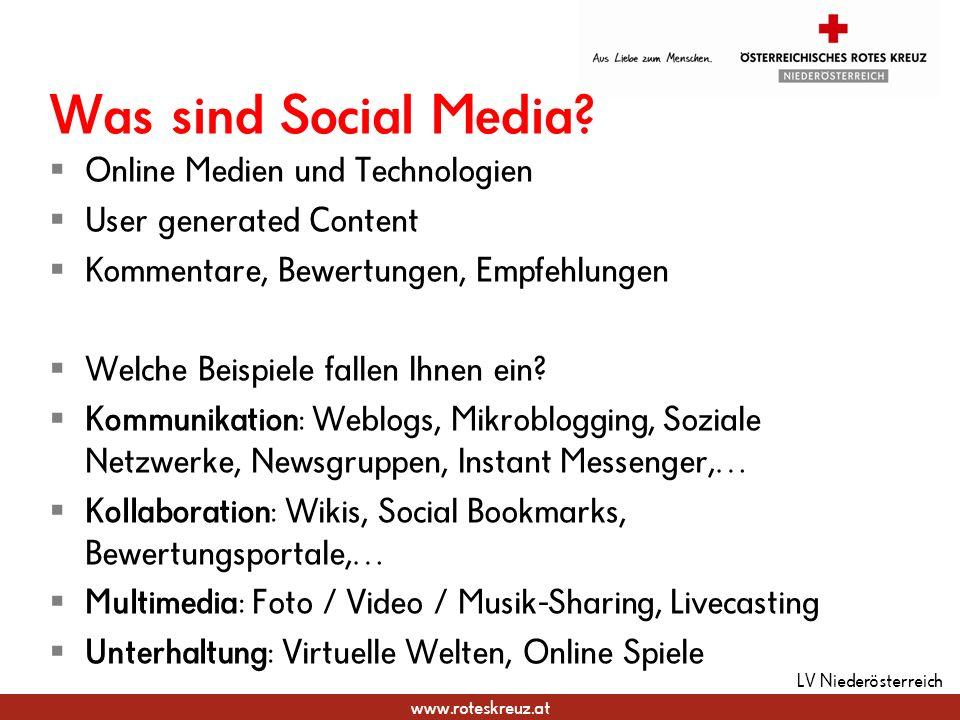 Was sind Social Media Online Medien und Technologien
