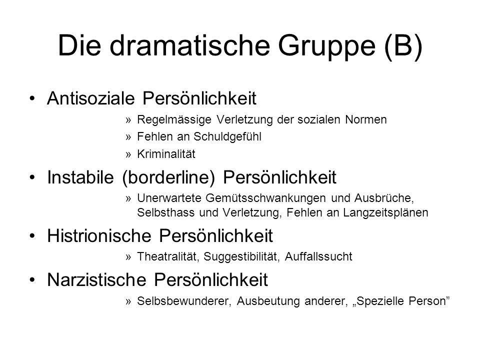 Die dramatische Gruppe (B)
