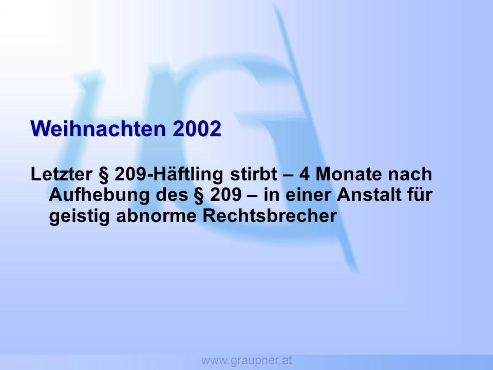 www.graupner.at Weihnachten 2002.