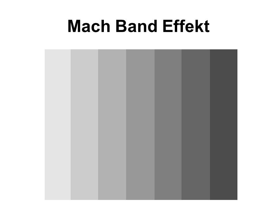 Mach Band Effekt
