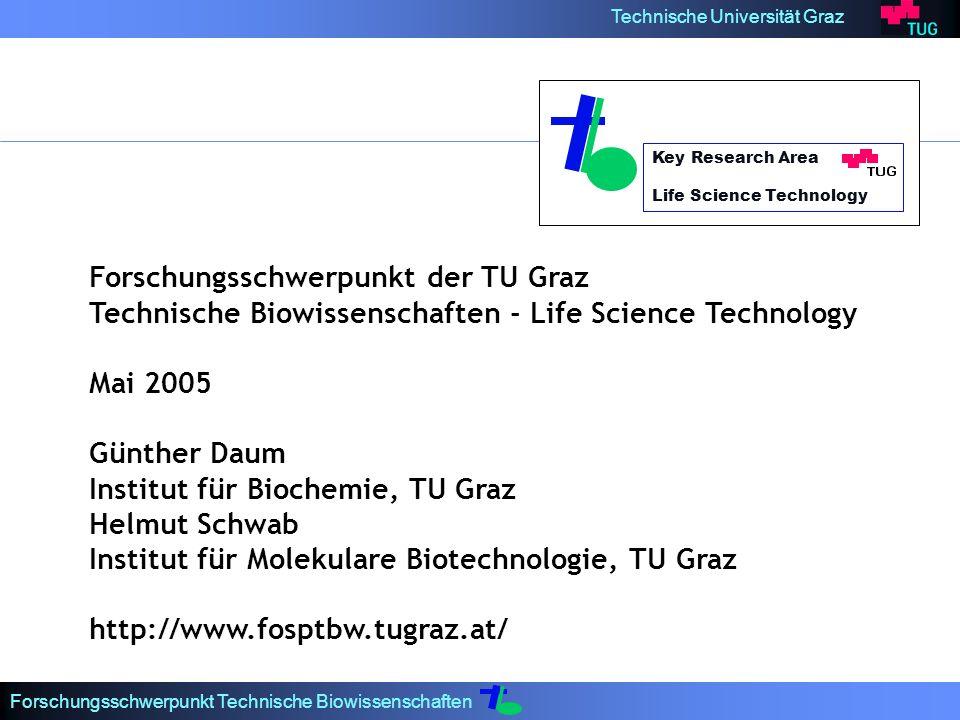 Forschungsschwerpunkt der TU Graz