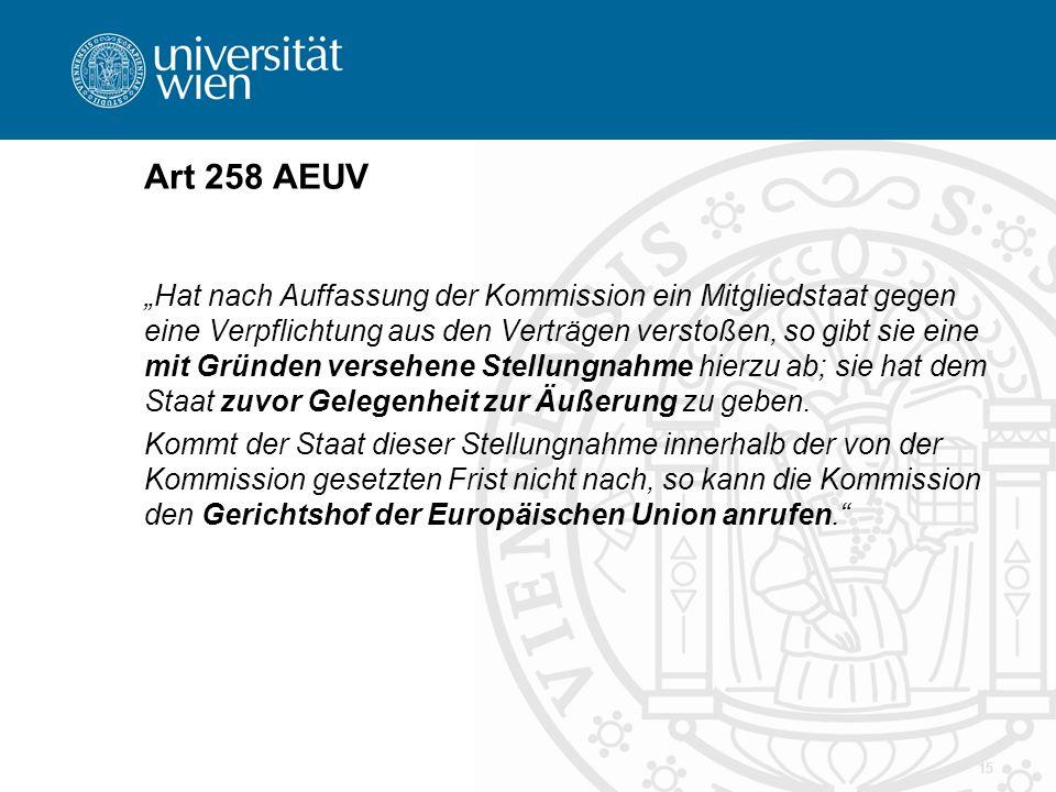 Art 258 AEUV