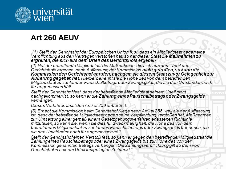 Art 260 AEUV