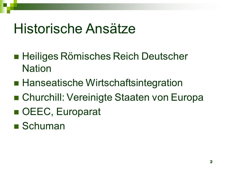 Historische Ansätze Heiliges Römisches Reich Deutscher Nation