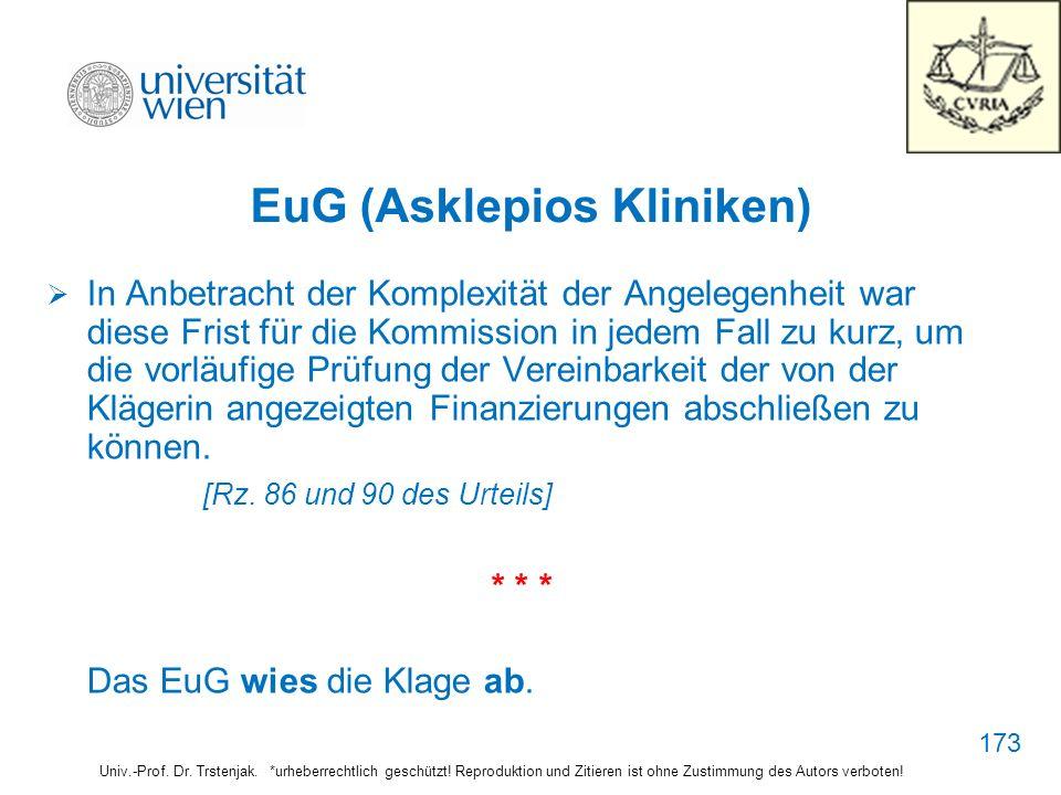 EuG (Asklepios Kliniken)