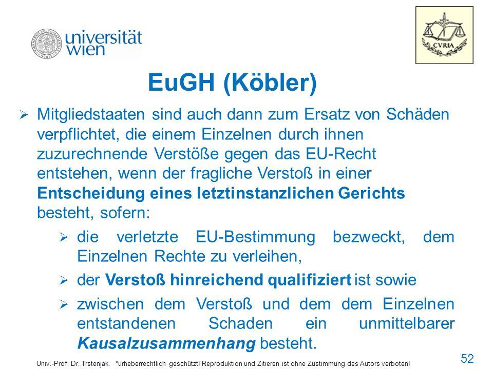 6767 EuGH (Köbler)