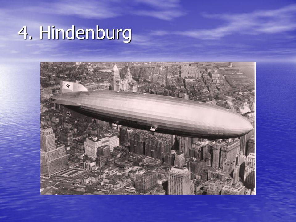 4. Hindenburg
