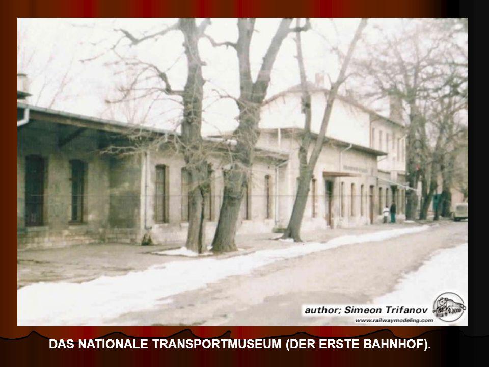 DAS NATIONALE TRANSPORTMUSEUM (DER ERSTE BAHNHOF).