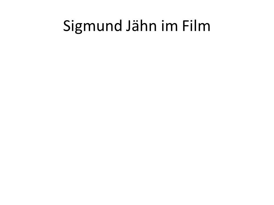 Sigmund Jähn im Film