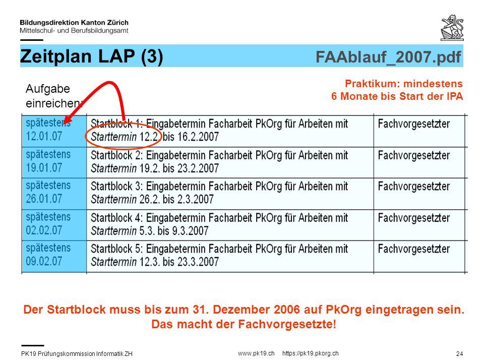 Zeitplan LAP (3) FAAblauf_2007.pdf Aufgabe einreichen: