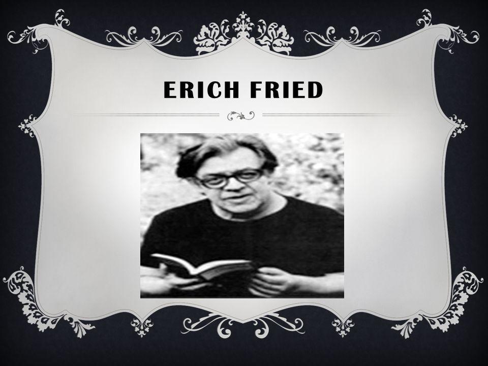 Erich Fried