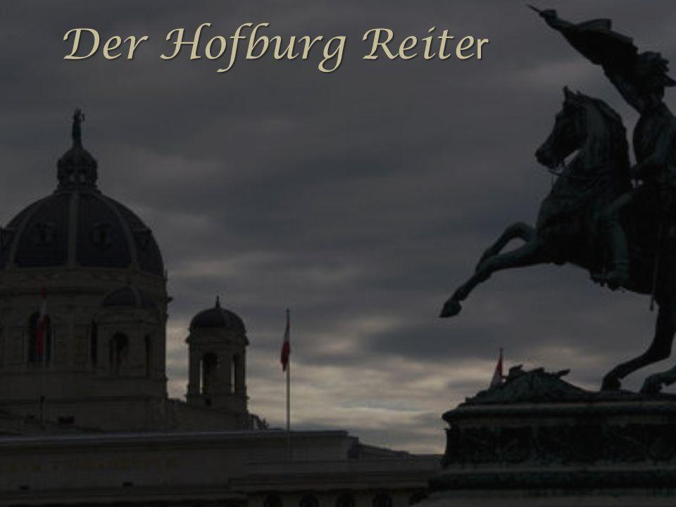 Der Hofburg Reiter