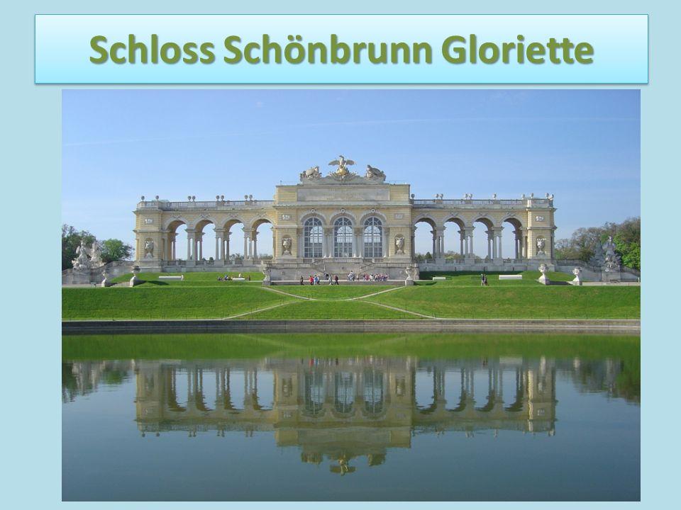 Schloss Schönbrunn Gloriette