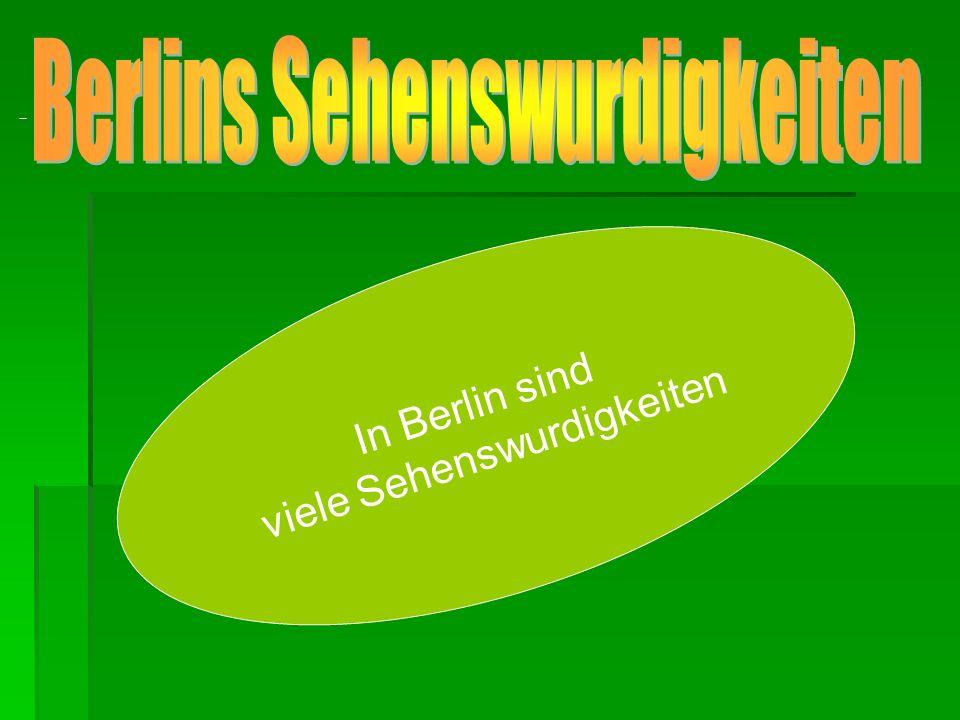 Berlins Sehenswurdigkeiten