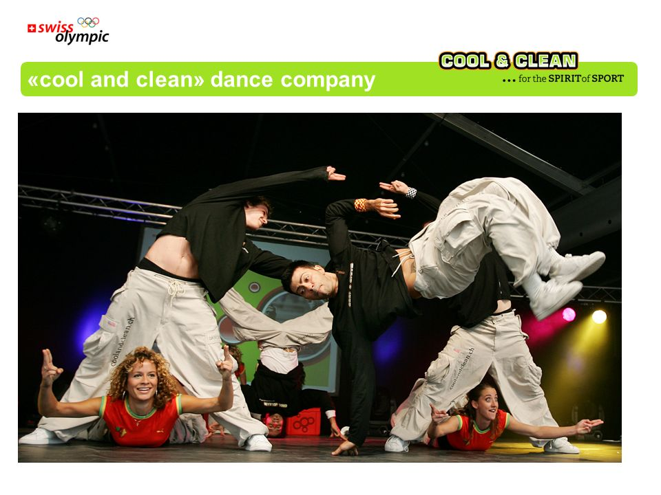 «cool and clean» dance company