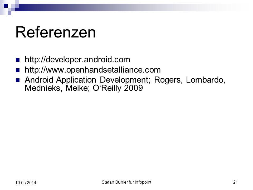 Stefan Bühler für Infopoint