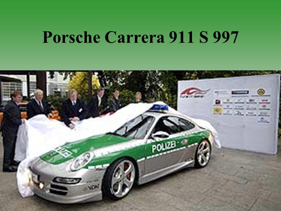 Porsche Carrera 911 S 997