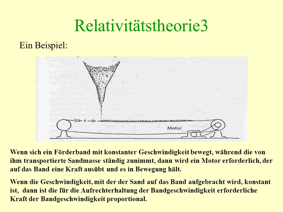 Relativitätstheorie3 Ein Beispiel: