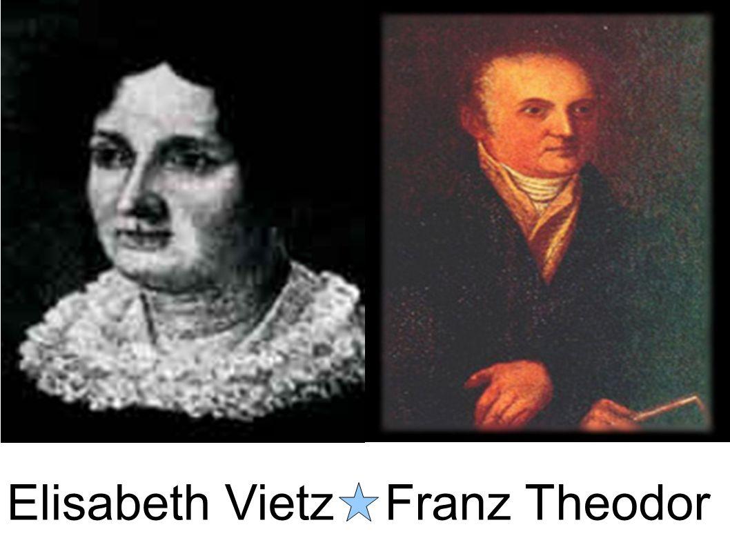 Elisabeth Vietz Franz Theodor