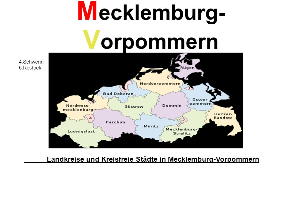 Mecklemburg- Vorpommern