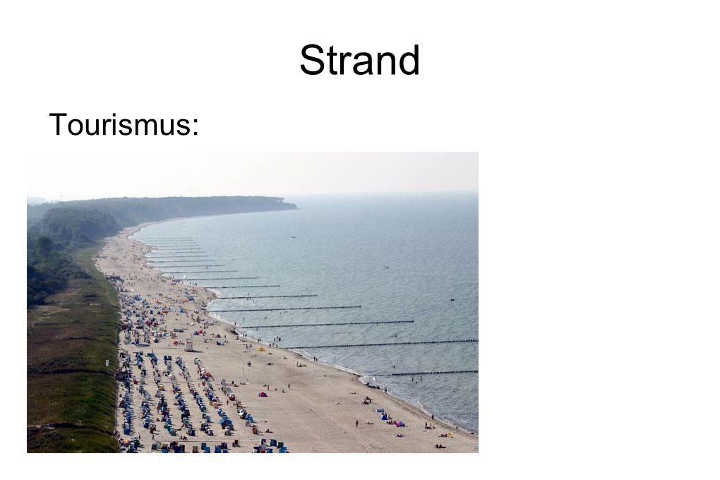 Strand Tourismus: