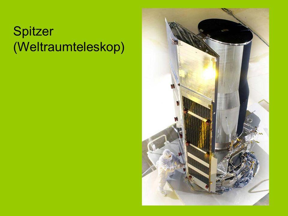Spitzer (Weltraumteleskop)