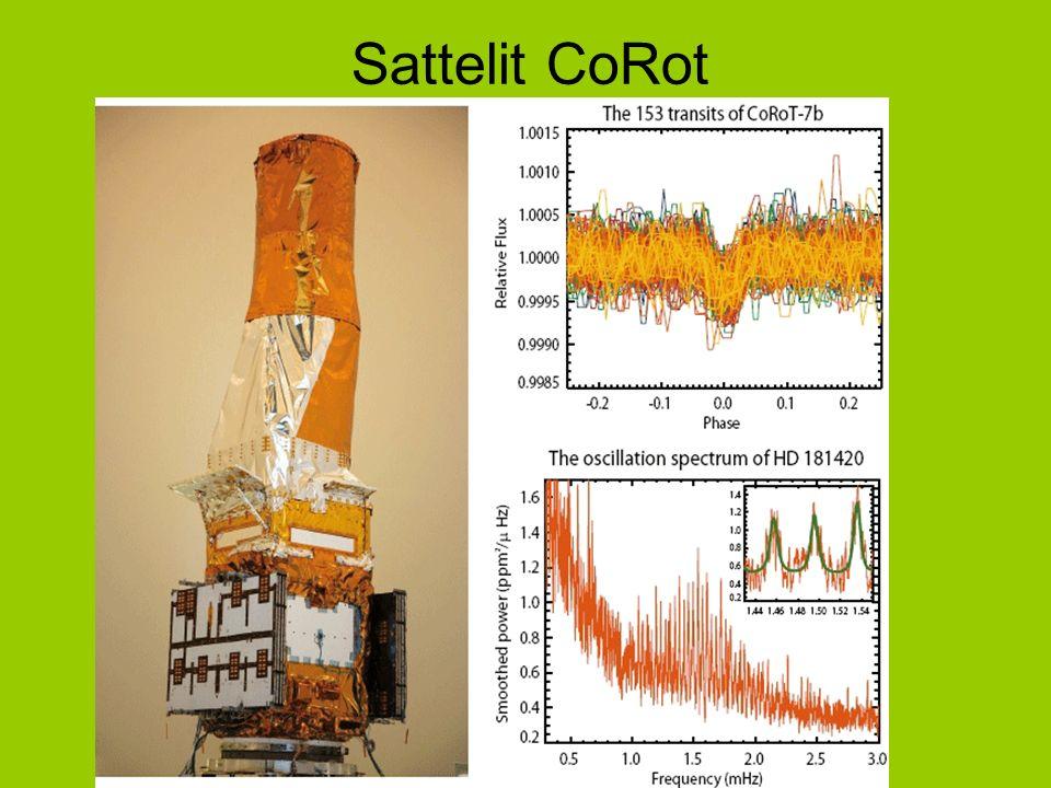 Sattelit CoRot