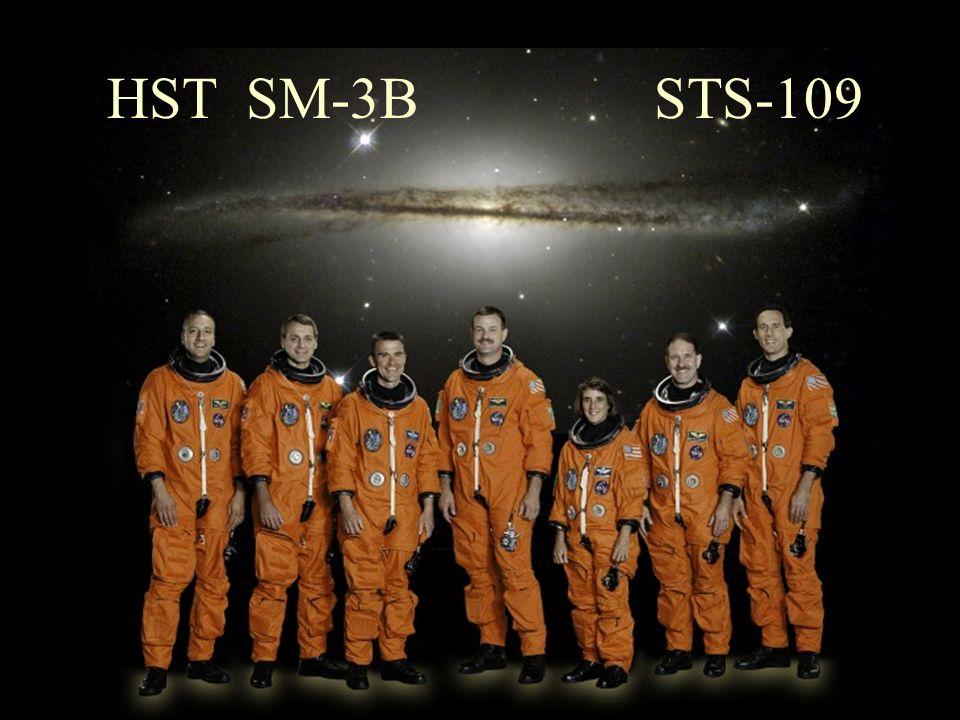 HST SM-3B STS-109