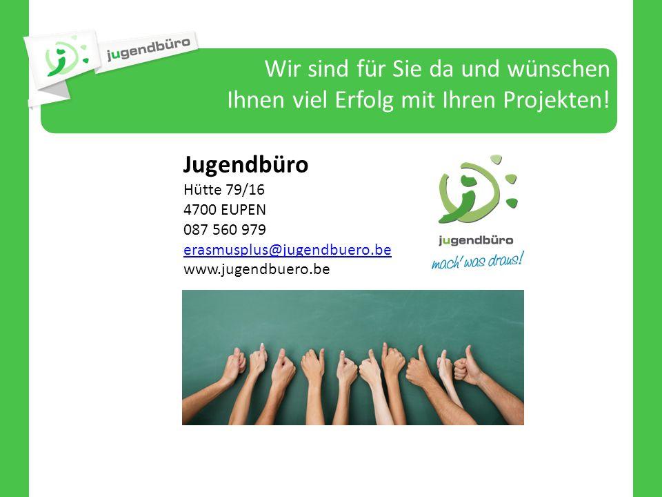 Ihnen viel Erfolg mit Ihren Projekten!