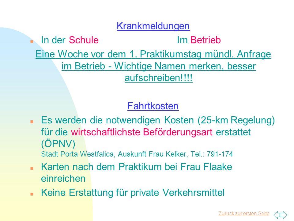 Krankmeldungen In der Schule Im Betrieb.
