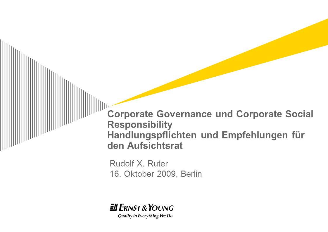 Rudolf X. Ruter 16. Oktober 2009, Berlin