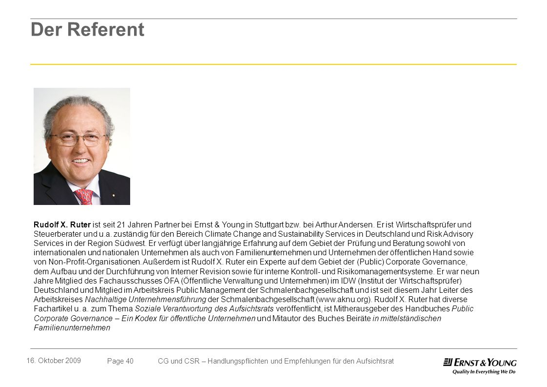 Der Referent