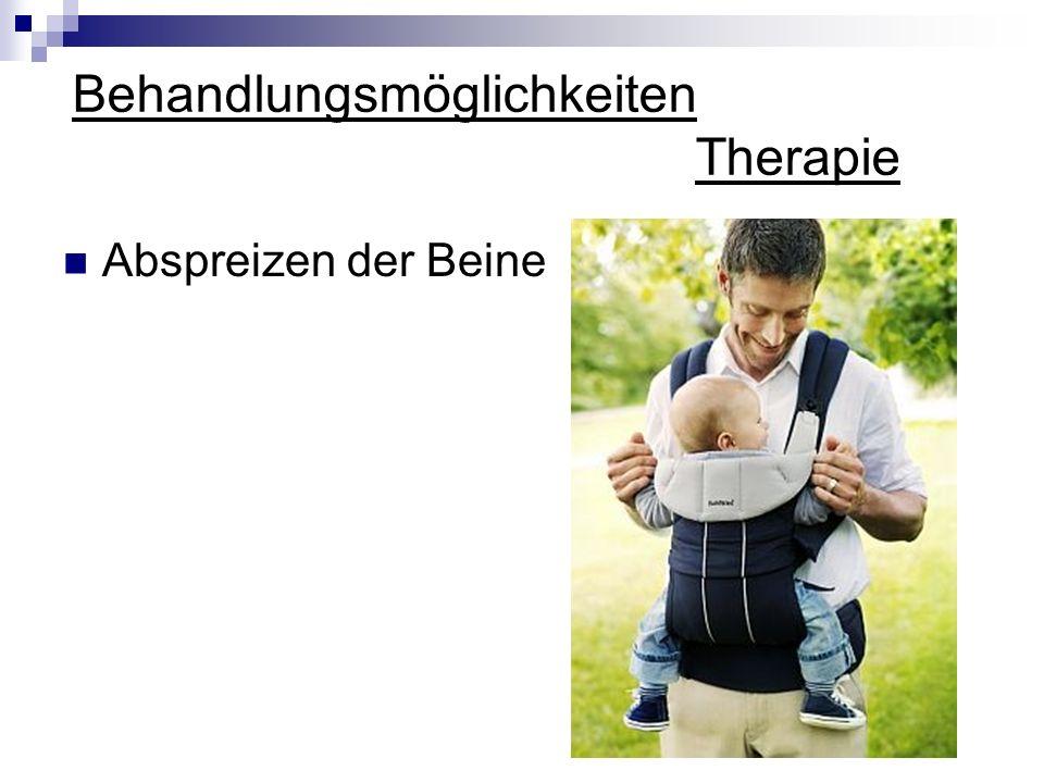 Behandlungsmöglichkeiten Therapie