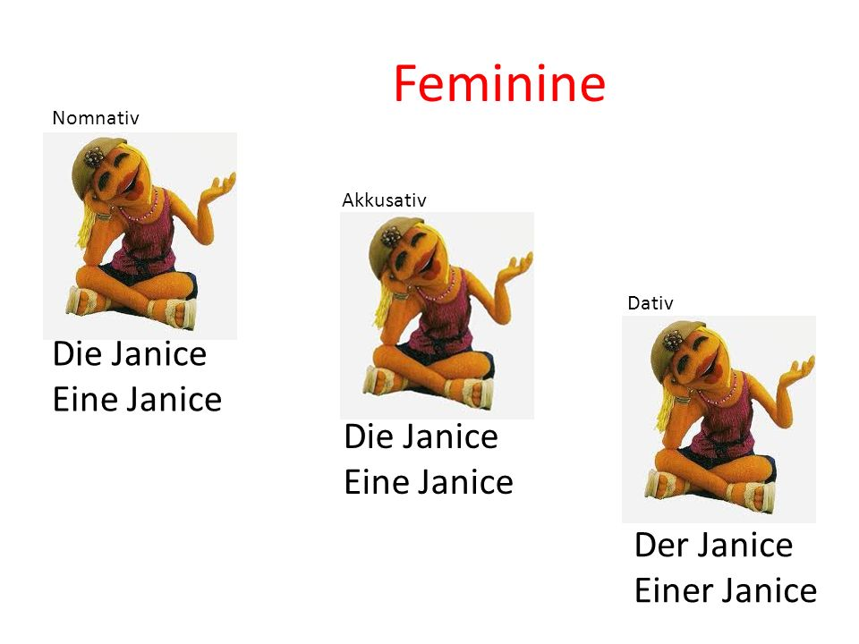 Feminine Die Janice Eine Janice Die Janice Eine Janice Der Janice