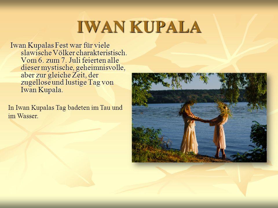 IWAN KUPALA