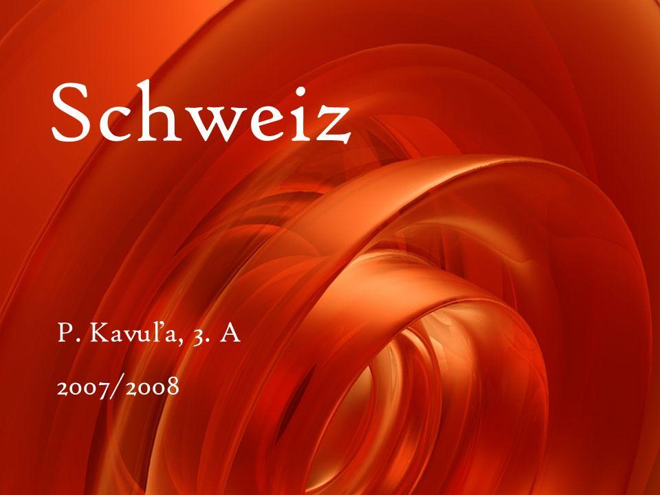Schweiz P. Kavuľa, 3. A 2007/2008