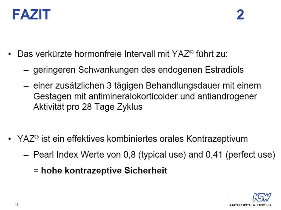 FAZIT 2