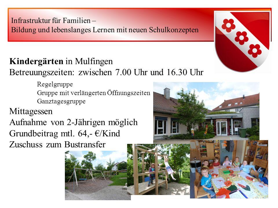 Kindergärten in Mulfingen