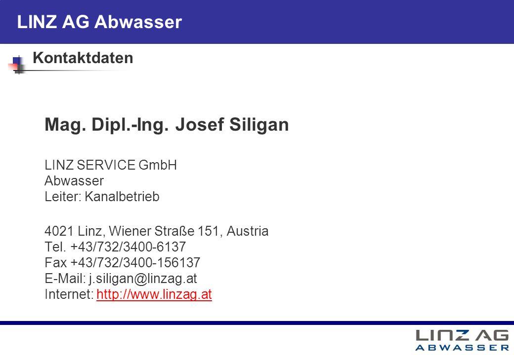 Mag. Dipl.-Ing. Josef Siligan