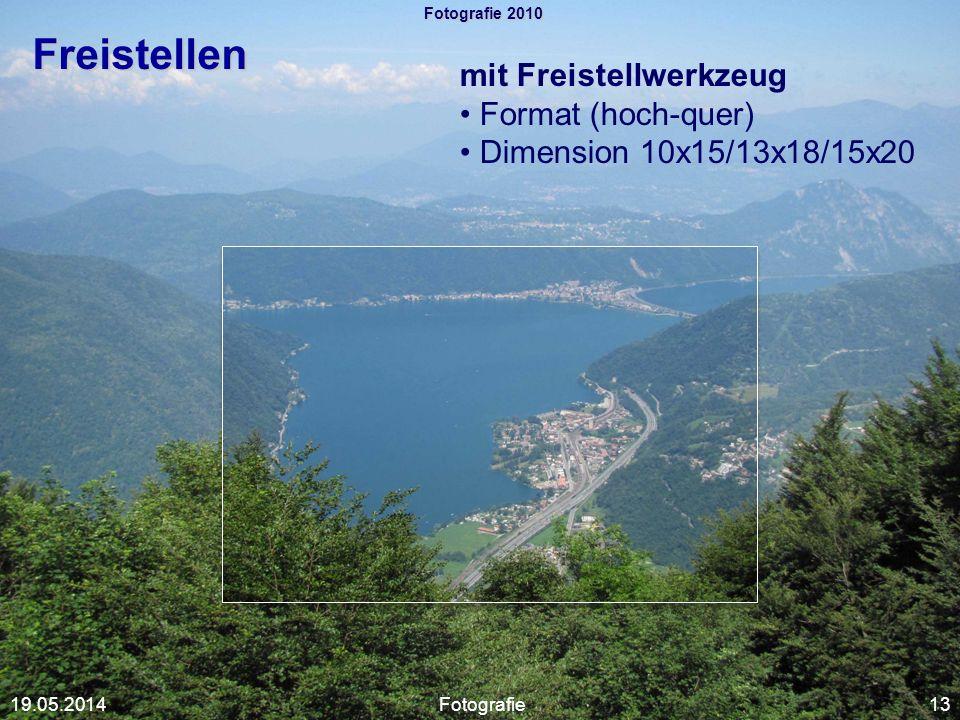 Fotografie 2010 Freistellen